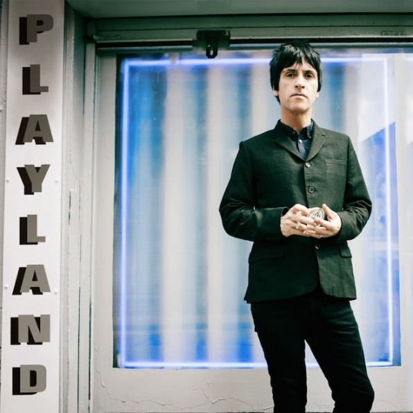 Johnny Marr to release new album Playland on October 6th