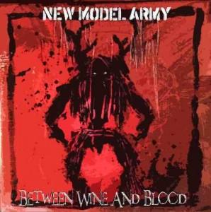 New Model Army album cover art