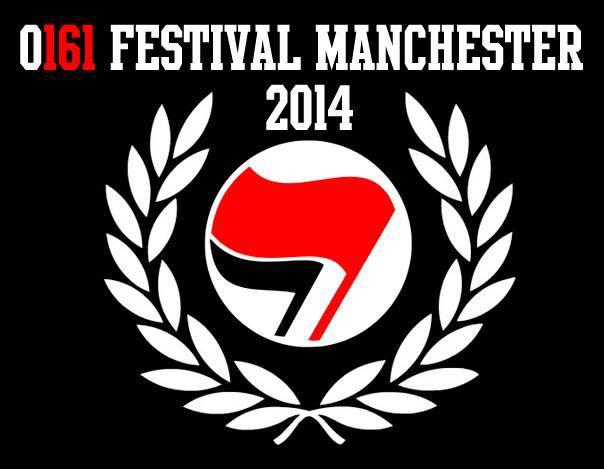 0161 Festival 2014 logo