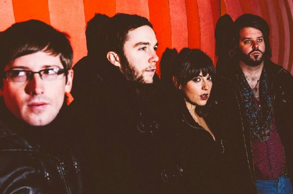 New Artist of the Day: All American Girl – london based psychedelic dirty pop-rock band