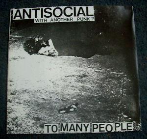 Original Blackpool punk band Antisocial reform for Rebellion Festival appearance…