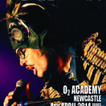 Adam Ant Newcastle Apr14