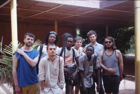 Watch This! Francois & The Atlas Mountains Release African Tinged EP