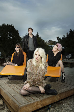Listen Up! White Lung stream new track, Snake Jaw, which is on both their new 7″ and upcoming album.