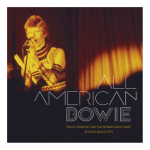 All American Bowie: New Book Gives Unique Perspective On Ziggy Stardust!