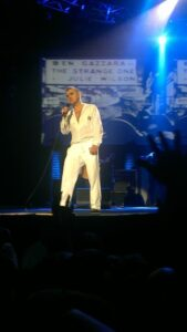 'remember me, forget my fate' Morrissey makes dark statement at end of O2 show