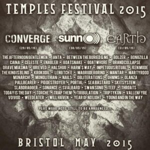 Temples Festival make concluding announcement about lineup – Earth to headline Sunday