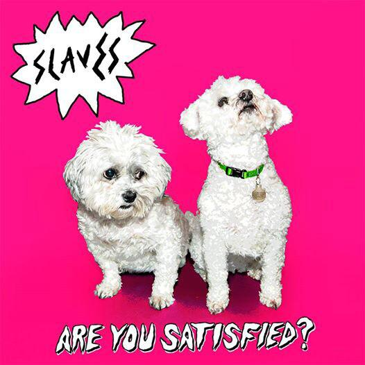 Watch This! Slaves new video – another classic slab of electrifying noise rock / punk rock