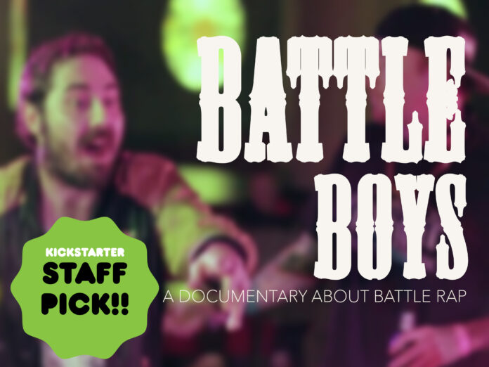 Battle Boys film poster
