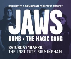 JAWS: Birmingham Institute – live review