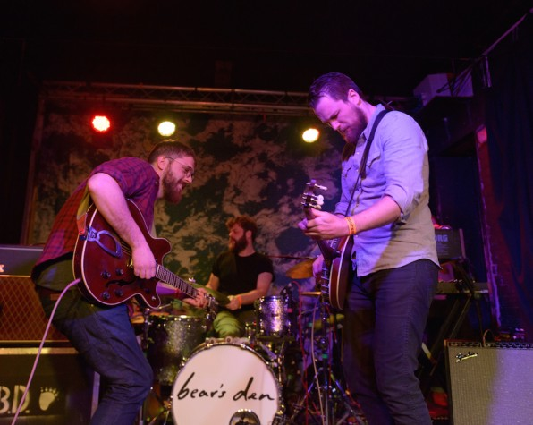 Bear's Den: The Cluny, Newcastle – live review