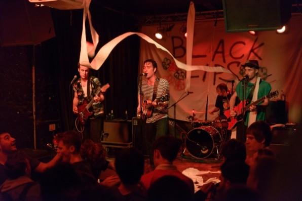 The Black Lips | Plague Vendor: Cluny, Newcastle, live review