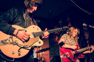 The Lottery Winners | The Blueprints | The Grand | Emma Dockeray: Oporto, Leeds – live review
