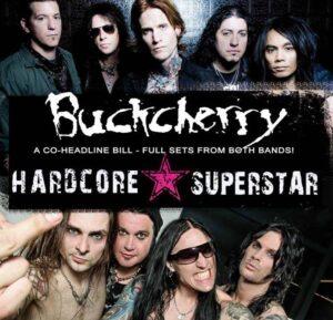 Buckcherry / Hardcore Superstar: Ritz, Manchester – live review