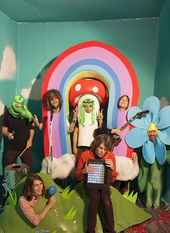 LISTEN! Flaming Lips stream their cover of Sgt Peppers with special guests inc J.Mascis, Miley Cyrus and others
