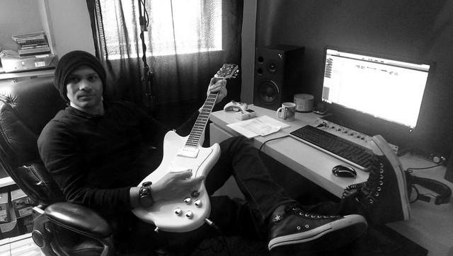 Louder Than War Interview: CJ Wildheart (from The Wildhearts)