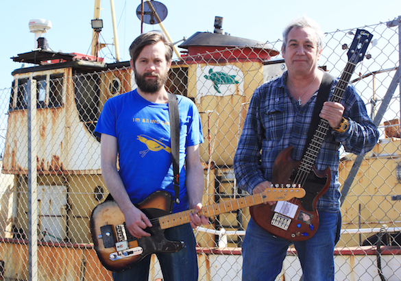 Watch This: Premiere Of New Cuz (Aka Mike Watt And Sam Dook) Video For Soon To be Released Single Houdini