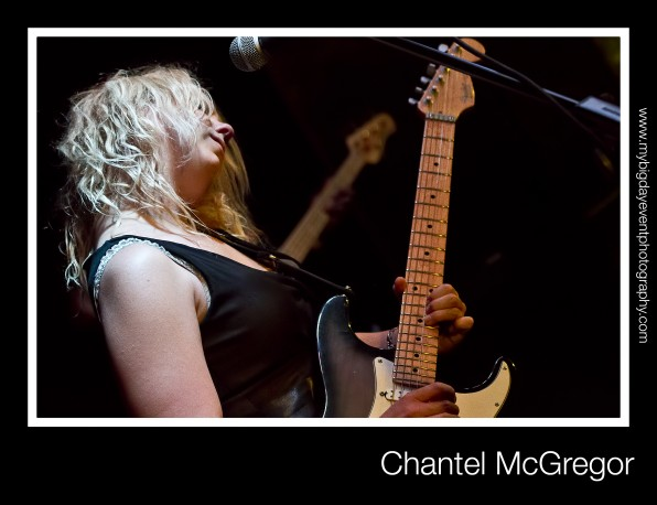 Chantel McGregor: Lincoln – live review