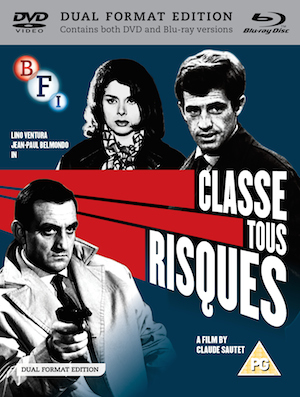 Classe Tous Risques: DVD / Blu-Ray Review