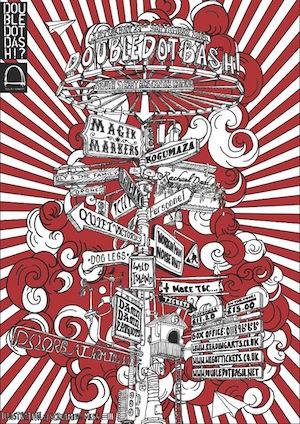 Magik Markers headline DOUBLEDOTBASH! festival this Saturday