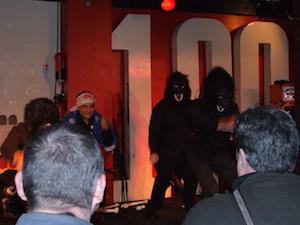 The Bermondsey Joyriders Album Launch: 100 Club, London – live review