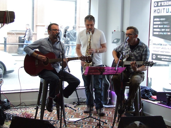 Pop Up Record Shop Day: Bedford – live event review