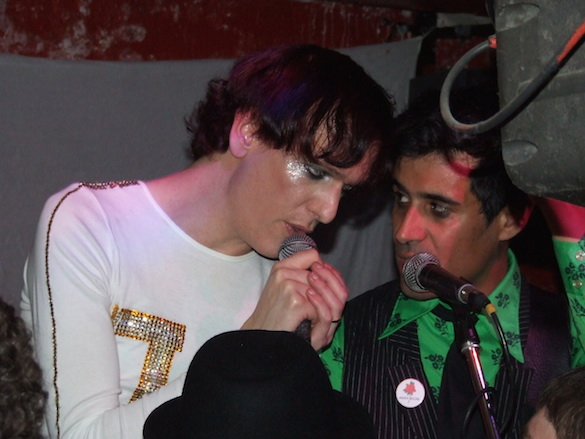 Jonny Cola And The A Grades Farewell Gig: Buffalo Bar, London – live review