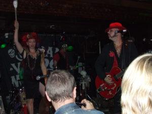 Urban Voodoo Machine: Bedford Esquires – live review