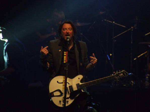 Ginger Wildheart: Kentish Town Forum – live review