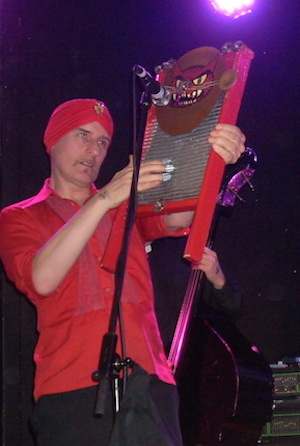 The Urban Voodoo Machine: Brudenell Social Club, Leeds – live review