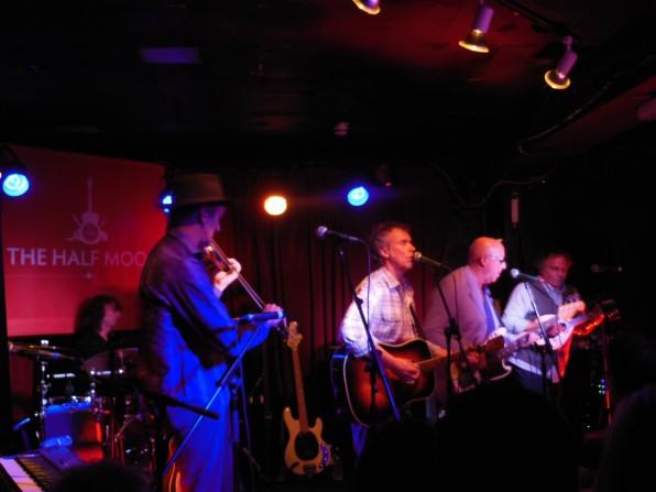 Slim Chance: Half Moon, Putney – live review