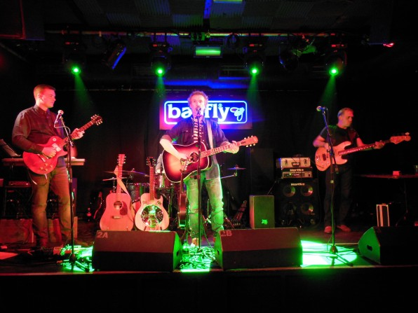 Des Horsfall's Kuschty Rye: The Barfly – live review
