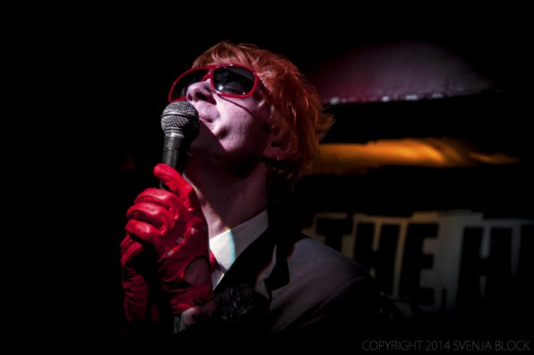 The Gaggers & The Hip Priests: Buffalo Bar in London – live photo review