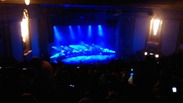 Kate Bush, First Night: Hammersmith Apollo, London – live review