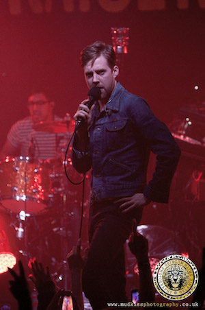 The Kaiser Chiefs: Gorilla, Manchester – live and photo review