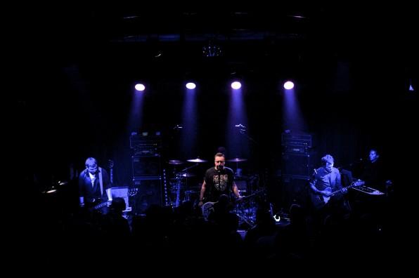 Peter Hook and The Light: Hebden Bridge Live – album review