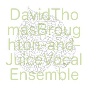 David Thomas Broughton / Juice Vocal Ensemble: Sliding The Same Way – album review