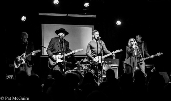 The Filthy Tongues With Paul Hullah | Lola In Slacks: Audio, Glasgow – live review