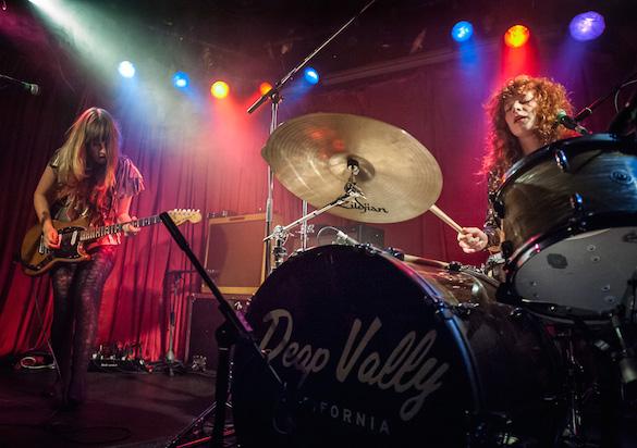 Interview: Deap Vally
