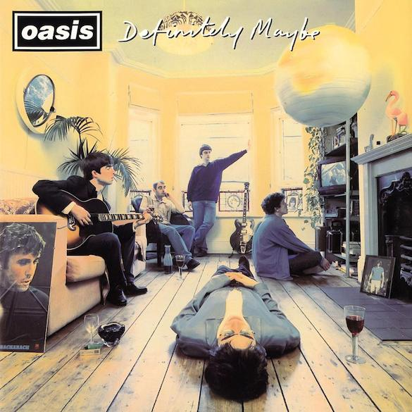 Michael Spencer Jones who helped create some of the most iconic sleeve art in recent British rock history for Oasis in conversation with John Robb at Louder Than Words