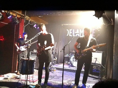 Delamere: Headstrong Single Launch: Night & Day, Manchester – live review