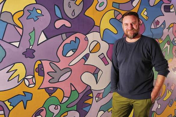 Nicolas Dixon Exhibition: Outlaws Yacht Club, Leeds – preview of mind bending exhibition in Leeds by contemporary of Damien Hirst