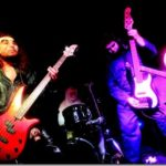 Evil Blizzard: Ducie Bridge, Manchester – photo review. Blood, masks, pigs heads and genius music as Evil Blizzard sell out another gig