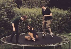 new artist of the day : Fierce Mild : ' angular post-punk, riot grrrl, up-tempo, dancey funk-punk'