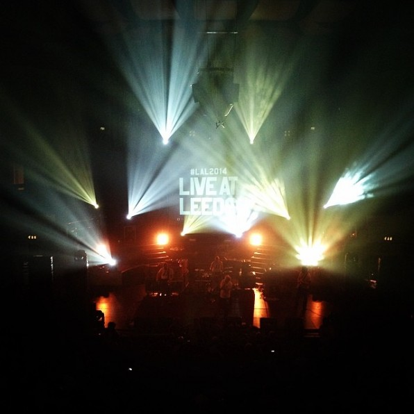 ¡Forward, Russia!: Leeds Town Hall, Leeds – live review