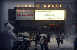 Fall Out Boy: Studio Coast, Shin Kiba Japan – live review