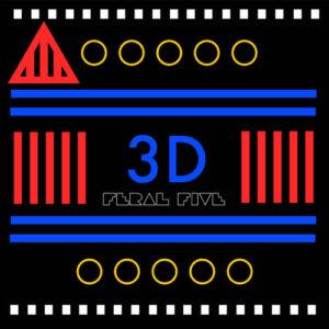 Feral Five: 3D – single review