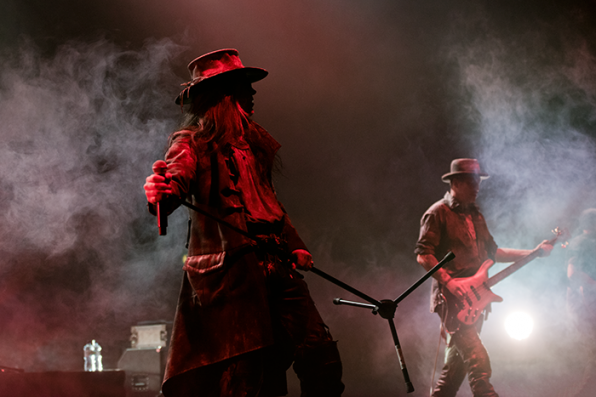 The Mission, Fields of the Nephilim: O2 Brixton Academy, London – live review