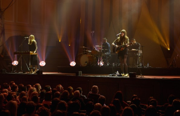 First Aid Kit: City Hall, Newcastle – live review