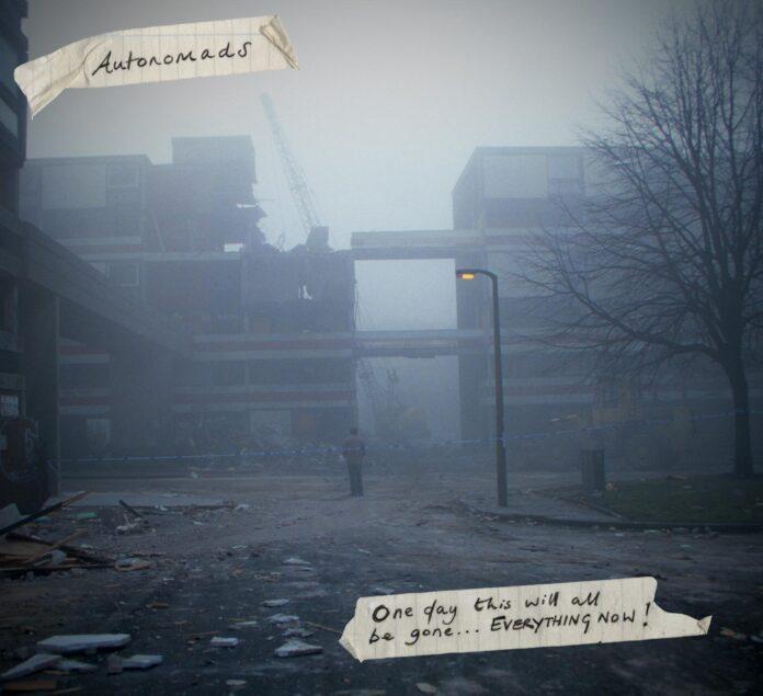 Autonomads CD cover